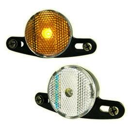《Bike Master》超值2入光感式自行車警示燈(ME0026)