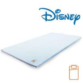 ★迪士尼正版授權★小熊維尼薰衣草香氛記憶單人床墊(PH-15)