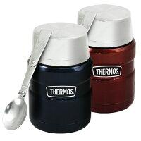 THERMOS膳魔師【SK3000】不鏽鋼真空保溫杯瓶470ml (MF0121)(保溫瓶/保溫罐/悶燒罐/旅行壺) 0