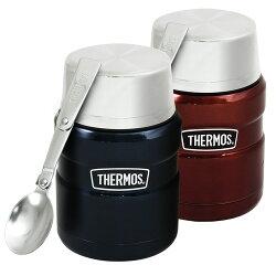 THERMOS膳魔師【SK3000】不鏽鋼真空保溫杯瓶470ml (MF0121)(保溫瓶/保溫罐/悶燒罐/旅行壺) 數量10