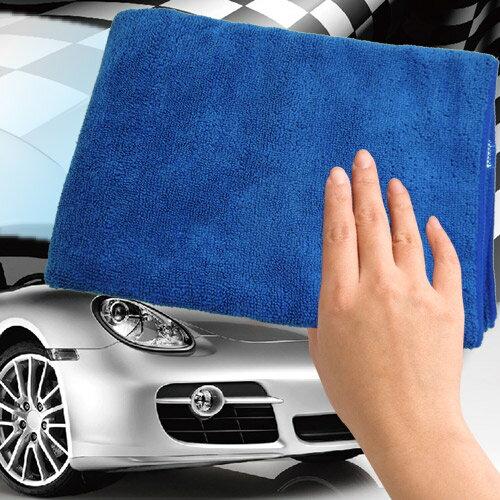 JoyLife 台灣製加厚超細纖強力吸水汽車美容巾(MF0195)