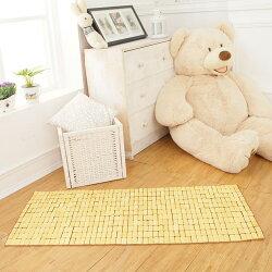床之戀 天然系透氣竹坐墊-二人45x110cm(MG0143M)
