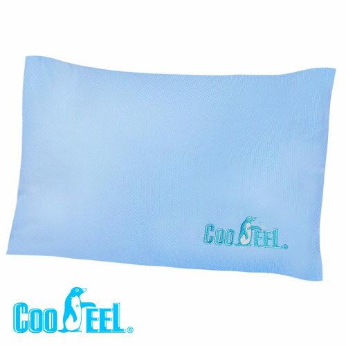 【CooFeel】台灣製造萬用型高級酷涼紗枕套2入(MG0057)