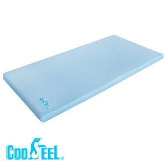 【CooFeel】台灣製造高級酷涼紗高密度記憶棉兒童床墊(MG0070)