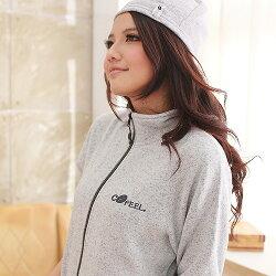 CoFeel酷咖絨 咖啡紗時尚女保暖外套(MN0021)