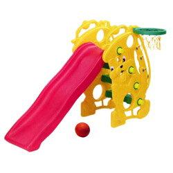 【寶貝樂】薩克斯風造型溜滑梯黃色【SL-09】(MT0079)