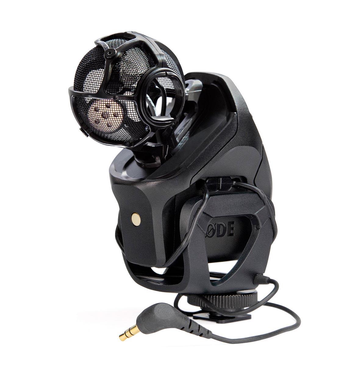 預購 RODE Stereo VideoMic Pro 電容式 麥克風 公司貨 MIC 防震 立體聲 心型指向 收音 視頻 5