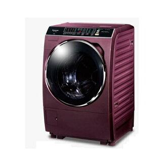 【Panasonic 國際牌】15 公斤變頻洗脫烘斜取式滾筒洗衣機(NA-V168DDH-V)