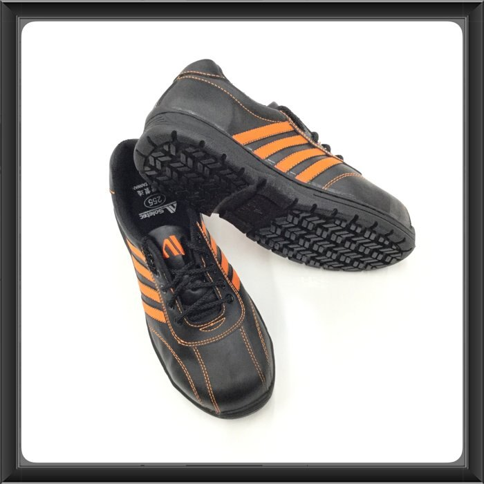※555鞋※鐵客 鞋帶式防穿刺安全鞋 1079 耐滑大底 工作鞋 鋼頭鞋 台灣製造~品質保證※贈送襪子