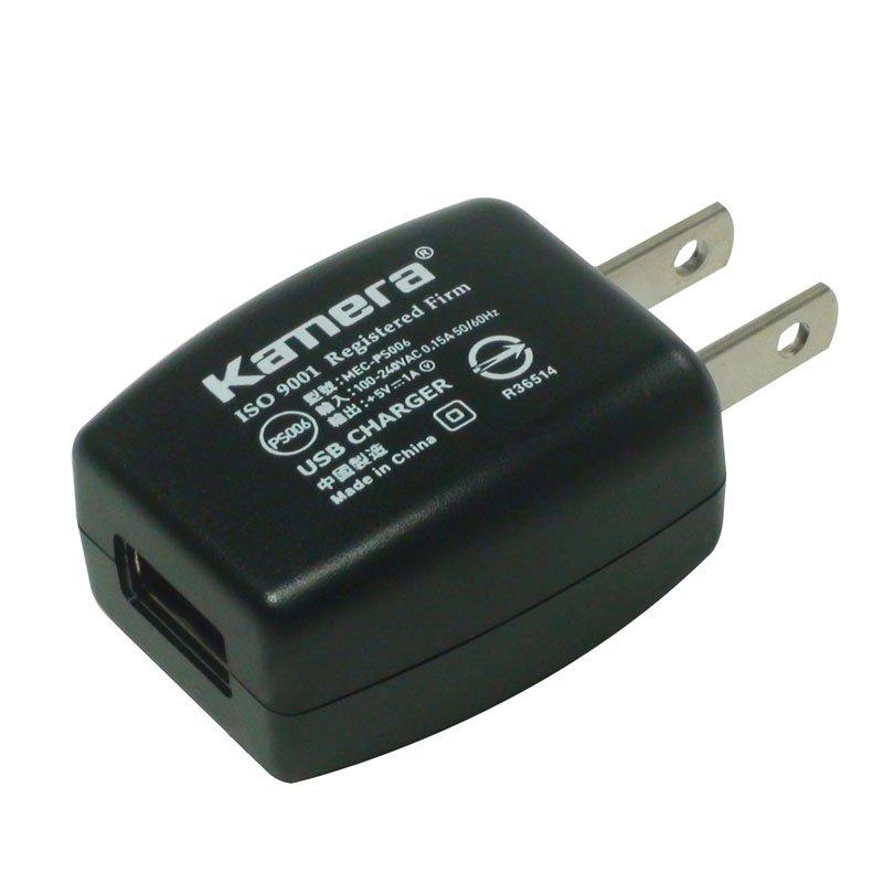 Kamera 佳美能 USB PS-006 充電器/電源供應器/ASUS ZenFone Selfie ZD551KL/Max ZC550KL/Go ZC500TG/ZenFone 2 ZE551ML/Laser ZE500KL/ZE550KL/Zoom ZX551ML
