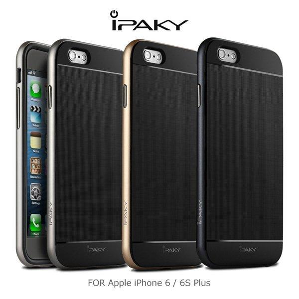 iPAKY Apple iPhone 6S/6S Plus 大黃蜂保護殼 背蓋 防刮耐磨