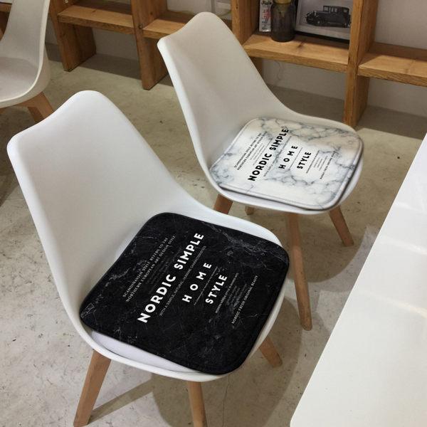 時尚簡約四季沙發墊加厚坐墊1辦公室學生椅墊餐椅墊