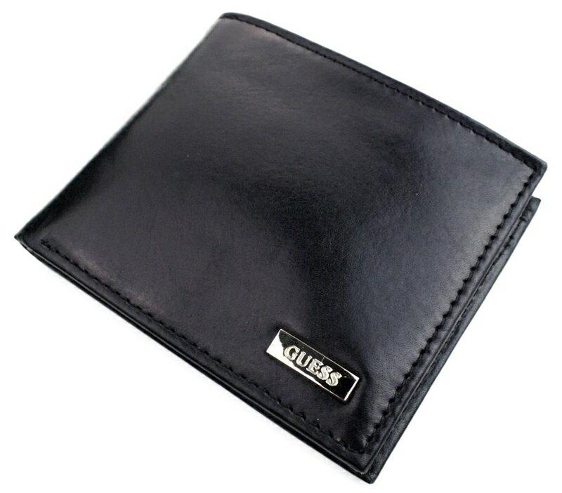 【瞎買天堂x現貨免運】Guess 簡約卡包分離皮夾 短夾 錢包 31GU22X018【CBGS0105】