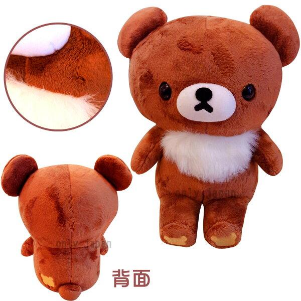 【真愛日本】18091200013經典娃12吋-蜂蜜熊蜂蜜熊san-x娃娃布偶禮物居家擺飾