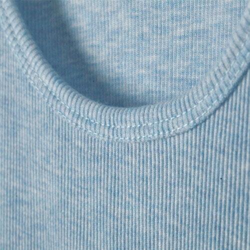★五折價$150★MIUSTAR 圓領貼身長版羅紋棉質上衣(共21色)0417預購【NTA005RE】 2