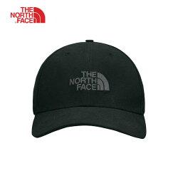 [ THE NORTH FACE ] Logo經典款棒球帽 黑 / 公司貨 NF00CF8CJK3