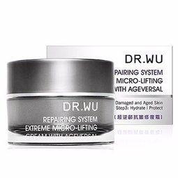 DR.WU超逆齡抗皺修復霜30ML 全新封膜/效期201906盒損品特價出清【淨妍美肌】