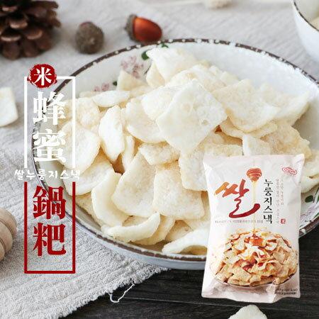 韓國OGAM蜂蜜鍋粑140g鍋粑餅乾鍋粑鍋巴鍋巴餅乾米果蜂蜜米果餅乾【N600179】