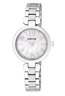 CITIZEN 公主系列白蝶貝面板錶款/BG3-813-11