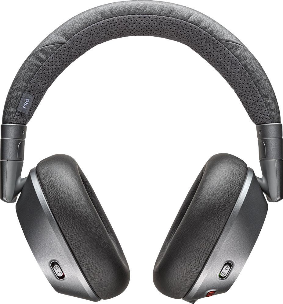[富廉網] 繽特力【Plantronics】BACKBEAT PRO2 SE頭戴式藍牙耳機 ANC主動降噪功能 智能感應器