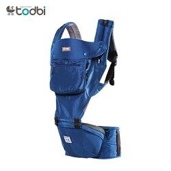 【麗嬰房】TODBI AIR MOTION 時尚氣囊款坐墊式背巾(皇家藍)