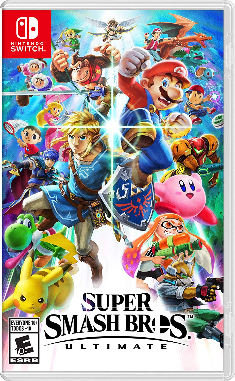 SNG Trading: Pre Sale Order - Will Ship 12/07 Super Smash Bros ...