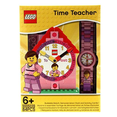 免運費【 樂高積木 LEGO 】樂高時鐘教師 - 女孩