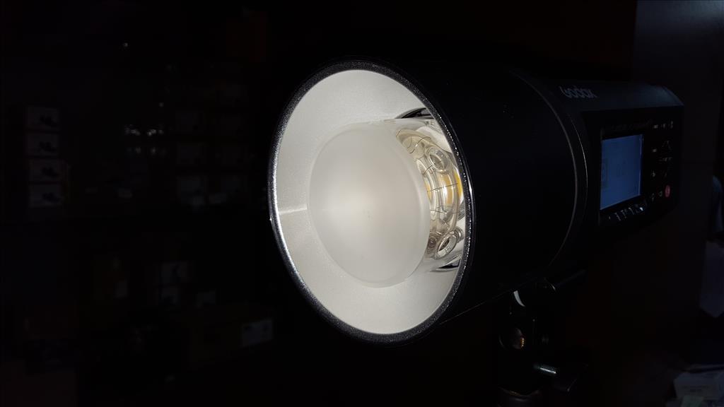 Godox 神牛 AD600Pro 燈泡 燈管 600W 磨砂玻璃燈管(AD600ProFT公司貨)