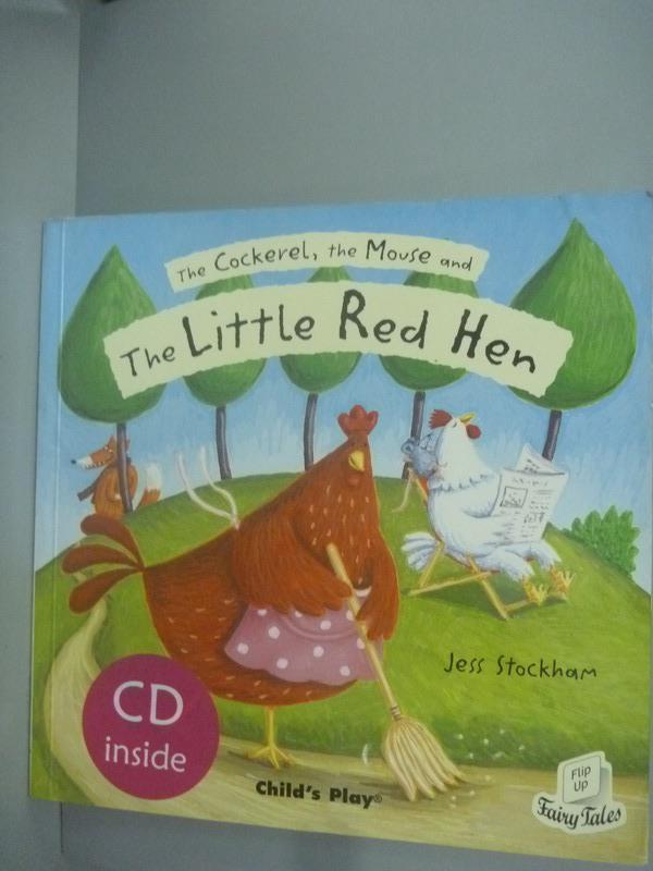 ~書寶 書T1/兒童文學_KLP~The Little Red Hen_Jess Stoc