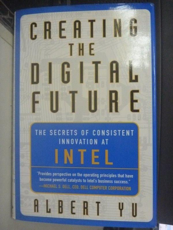【書寶二手書T6/投資_ZCO】Creating the digital future