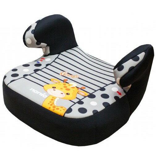 麗嬰兒童玩具館~納尼亞加高輔助墊 輔助汽車安全座椅