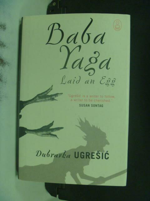 ~書寶 書T9/原文小說_KFA~Baba Yaga Laid an Egg_Dubrav