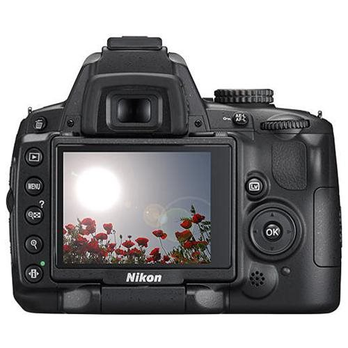 "Nikon D5000 12.3 Megapixel Digital SLR Camera Body Only - 2.7"" LCD - 4288 x 2848 Image - 1280 x 720 Video - HDMI - HD Movie Mode 1"