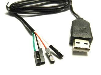 [良基電腦] UB-391 USB轉杜邦接頭TTL傳輸線 [天天3C]