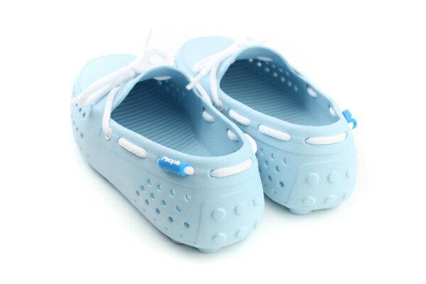 people  休閒鞋 童鞋 淺藍色 大童 no002 1