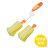 『121婦嬰用品館』黃色小鴨 組合式旋轉泡棉奶瓶刷(附替換刷頭乙入) 0