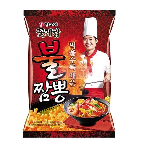 賓格瑞 螃蟹造型餅乾 (李連福廚師 海鮮炒碼味)