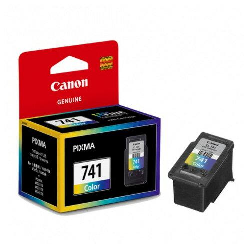 CANON CL-741 原廠彩色墨水匣 適用 MG3570/MG3670/MX477