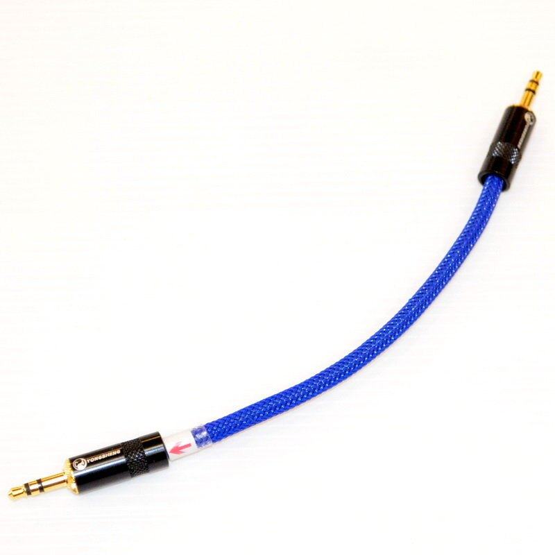 志達電子 CAB027/0.15 線長15cm 日本鐵三角 音頻線 應用於耳擴及訊源連接 女毒 人聲 動漫 對錄