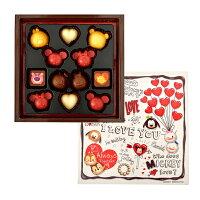 白色情人節禮物到日本 DISNEY tsumutsumu 情人節限定巧克力(M)