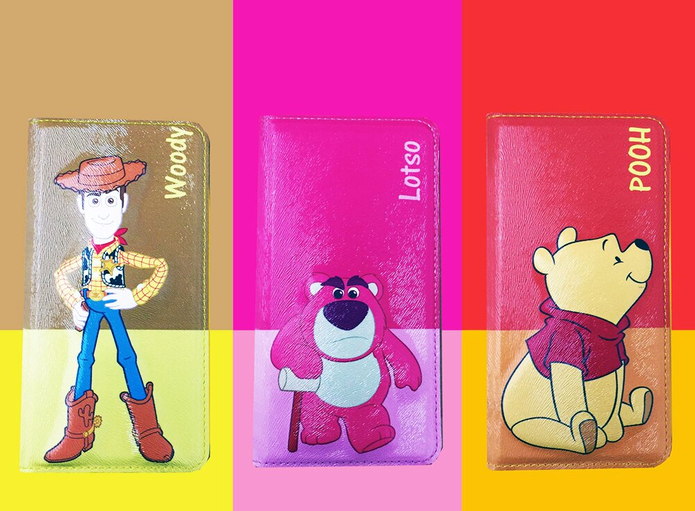 ASUS Zenfone2 5.5吋 手機殼 Disney迪士尼正版授權 立體皮套 軟殼 維尼 胡迪 熊抱哥