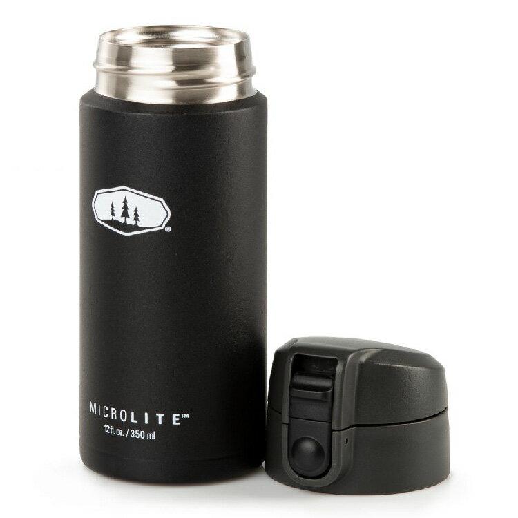 GSI 超輕量不鏽鋼真空保溫瓶 彈蓋版