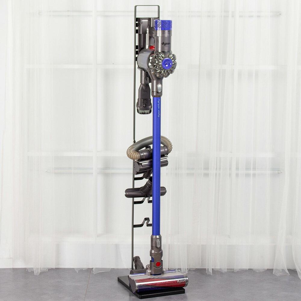 吸塵器架 吸塵器收納架 直立式吸塵器收納架 Dyson 戴森適用  收納架  樂嫚妮【A040】 2