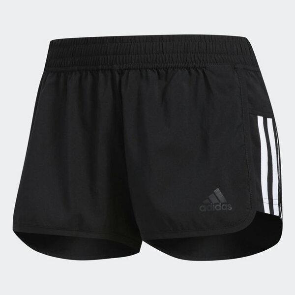 AdidasDesign2MoveWoven女裝短褲慢跑健身休閒排汗黑【運動世界】CV3346