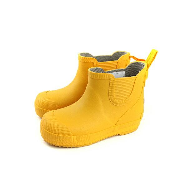 Moonstar 雨靴 雨鞋 防水 雨天 黃色 中童 童鞋 MSRBC01R3 no149