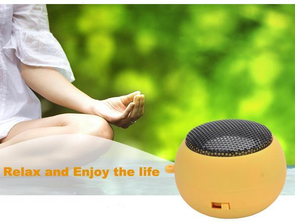 Portable USB Mp3 Speake Amplifier Loudspeaker 2