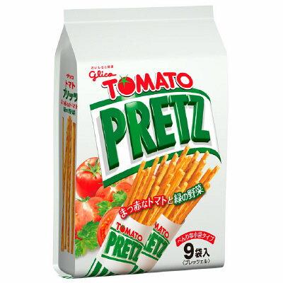 [即期良品]PRETZ番茄蔬果棒分享包(9袋入) 133.2g *賞味期限:2017/02/28*