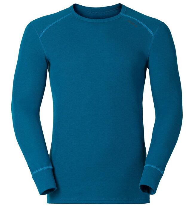【鄉野情戶外專業】 ODLO |瑞士| 保暖型機能排汗衣 男款/保暖衣 內搭衣 發熱衣 衛生衣/152022