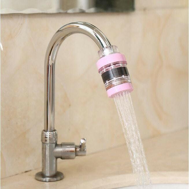 過濾節水器【SG287】 家用廚房水龍頭 過濾器 麥飯石磁化淨水器 自來水濾水器 浴室節水器 節水器