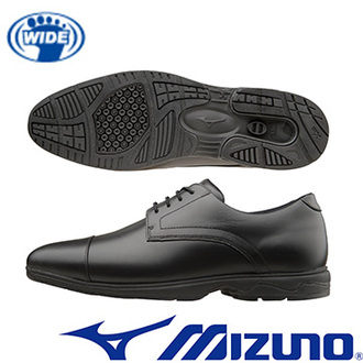 Mizuno WAVE LD40 ST2 BUSINESS WALKING 寬楦健走鞋 0